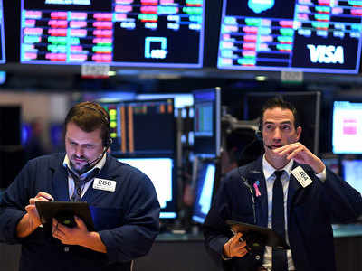 Nasdaq, S&P 500 end lower as US yields rise; Disney lifts Dow