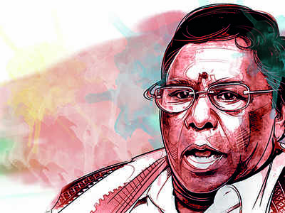 V Narayanasamy: Propped up by Congress HQ, done in by BJP HQ