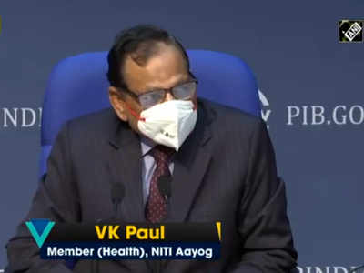 187 detected with UK, 6 with South African strain in India: NITI Aayog member Dr VK Paul