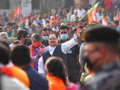 BJP sweeps polls in all 6 Gujarat cities; Congress decimated