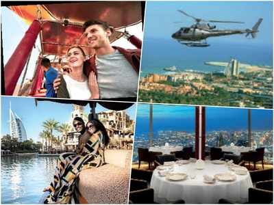 Love is in the Air: Top romantic locations in Dubai