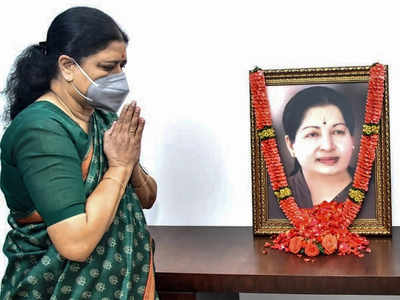 Ahead of polls, Sasikala signals truce with AIADMK; says Jaya's followers should unite