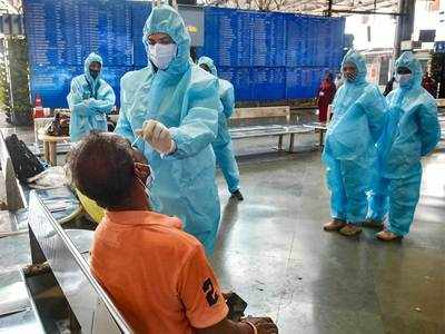 Maharashtra reports over 8,000 new coronavirus cases, 80 deaths