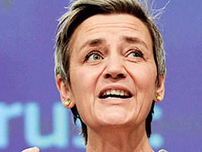 Google withdrawal threats risk antitrust backlash, says Margrethe Vestager