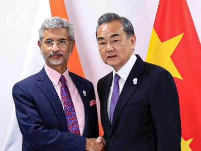 Jaishankar speaks to Chinese counterpart, discusses implementation of 'Moscow pact' on border standoff