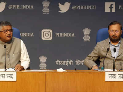 Govt notifies new rules governing digital media