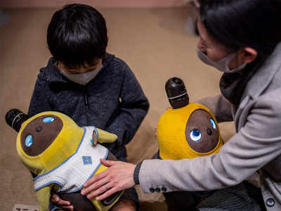 Robot pets bring comfort, help humans ease Covid isolation in pandemic