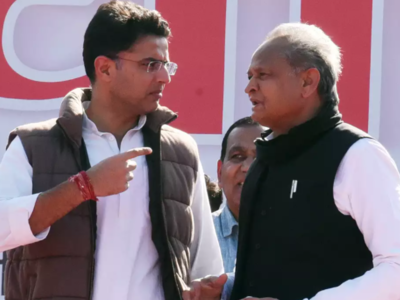 Rajasthan: Ashok Gehlot, Sachin Pilot put up united face ahead of Assembly bypolls