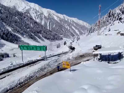 Kashmir and Ladakh: Srinagar-Leh National Highway reopened by BRO after about 2 months