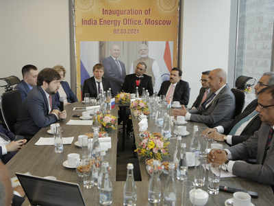 India opens Energy Office in Moscow to expand investments and procurement
