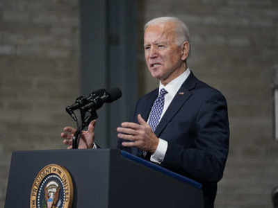 Biden aims to manage expectations with pandemic