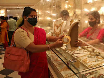 Indian buyers pile in as gold prices dip to one-year low