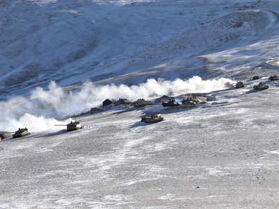 As talks stall, Centre links east Ladakh pullback to peace at all friction points