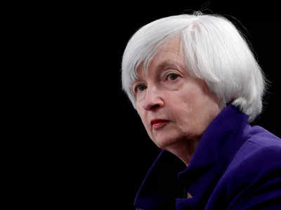 Janet Yellen says higher Treasury yields signal recovery, not inflation