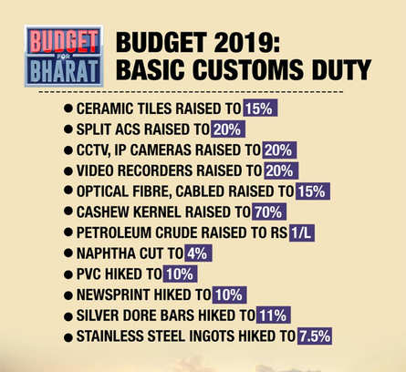 Budget 2019: 'Jal Jeevan Mission' to focus on local