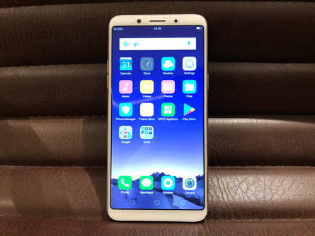 OPPO F5 Launch Live Updates: Oppo F5 Price & Specs   The