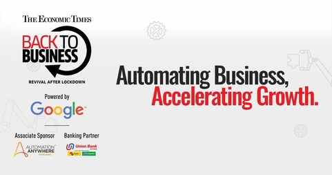 AUTOMATING BUSINESS, ACCELERATING GROWTH