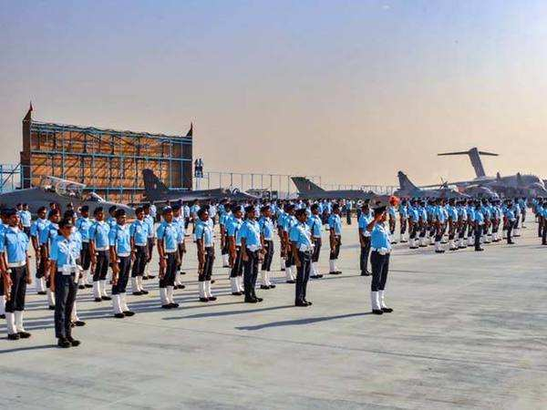 Indian Air Force: Watch: Indian Air Force celebrates its