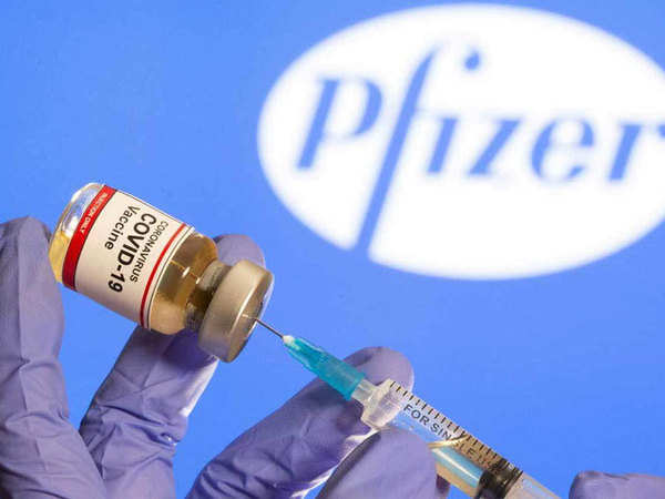 Pfizer claims final trials of Covid-19 vaccine 95 per cent effective - The Economic Times Video | ET Now