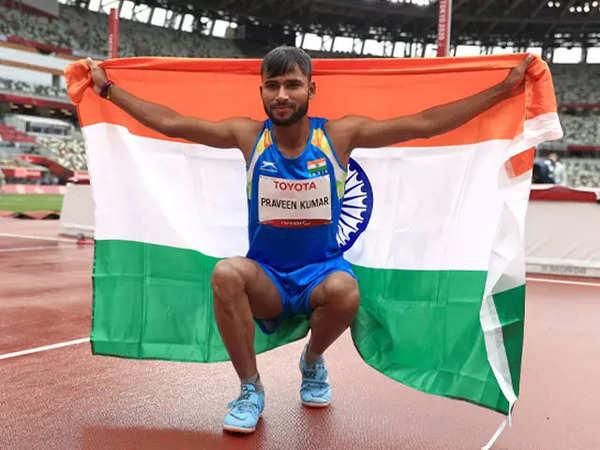 Praveen Kumar | Tokyo Paralympics: Praveen Kumar wins silver in men's T64  high jump, PM Modi lauds athlete's hard work