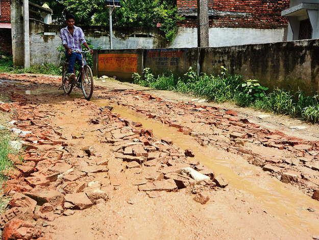 Varanasi villages in bad shape despite PM's adoption