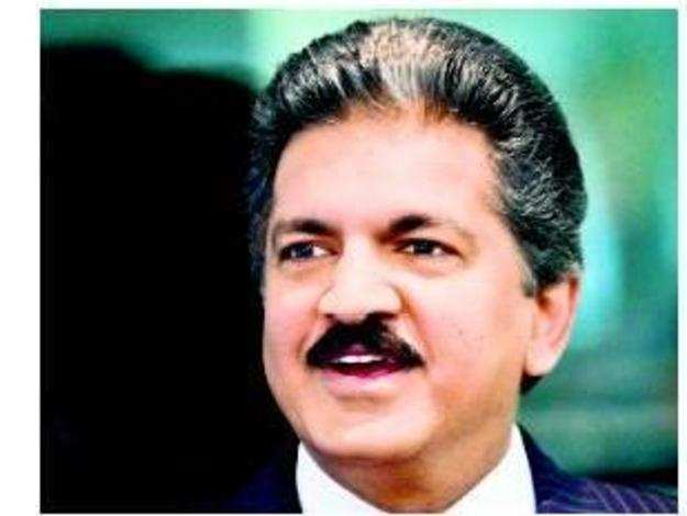 Think of the concept of smart villages not just smart cities:Anand Mahindra