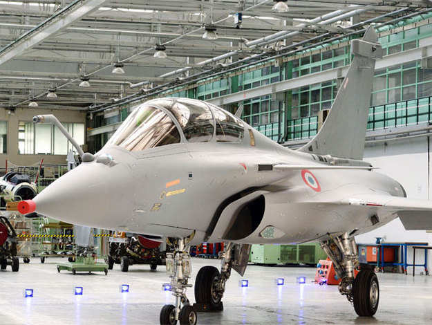 Will need larger Rafale order for true Make in India: Dassault CEO