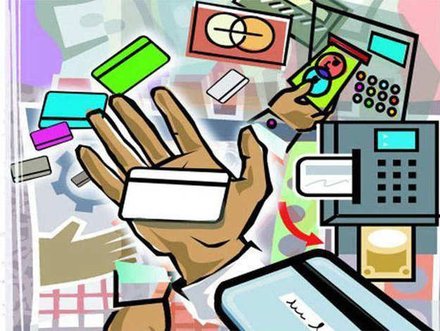 Mission to increase digital transactions to 2,500 crore; 20 lakh Aadhaar Pay machines