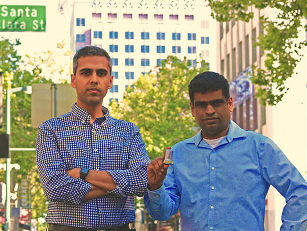 Petasense: This tiny startup offers a big push to Modi's 'Make in India'