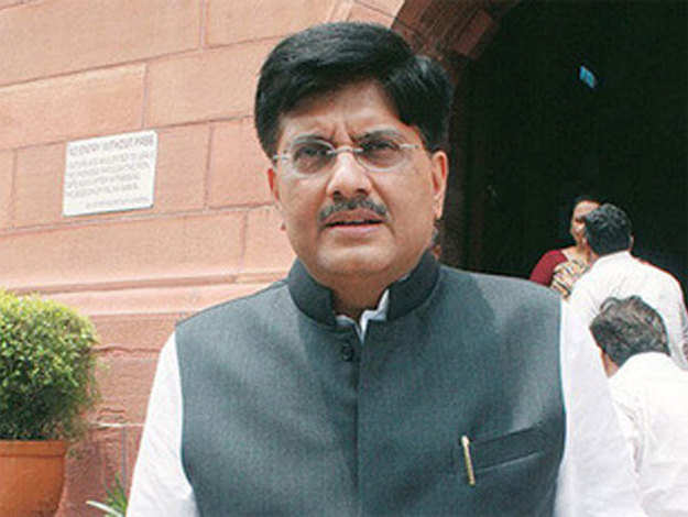 Piyush Goyal promises smooth coal supply to power plants by early October