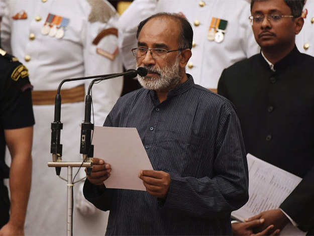 Alphons Kannanthanam - ex-bureaucrat and Modi's man for tourism
