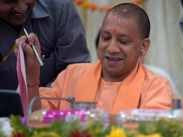PM's resolve to clean India has turned into mass movement: Yogi Adityanath