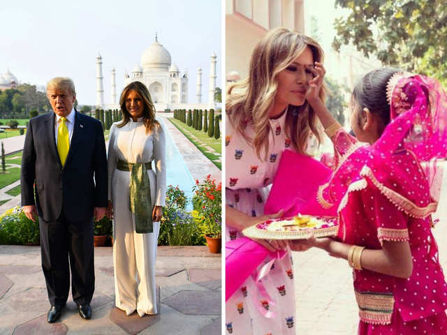 Ivanka Trump Diljit Dosanjh Can T Contain His Happiness After Ivanka Trump Replies To His Photoshopped Pic Of Taj Mahal The Economic Times