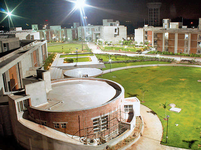 Gujarat Forensic Sciences University Creating An Army Of Indian Forensic Students The Economic Times
