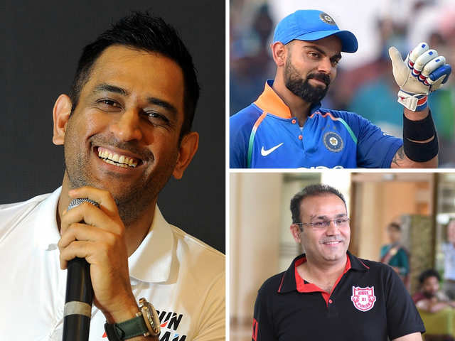 captain cool happybirthdaymsdhoni kohli wishes his captain on