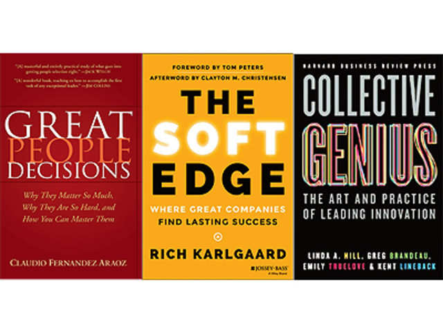 Three Books That Can Enhance Your Leadership And Management Skills The Economic Times