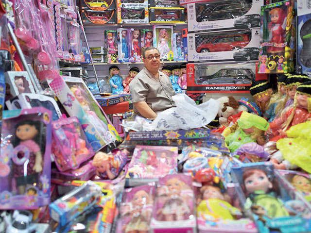 chinese imports: With tougher norms, importing toys no longer a child's  play - The Economic Times  - untitled 17