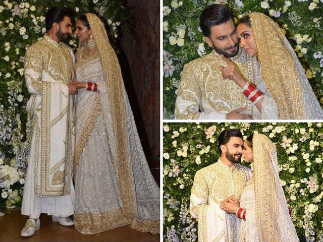 Deepika, Ranveer set fashion goals