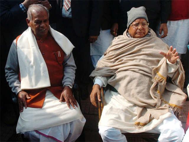 Lalu Prasad's proximity to CM Jitan Ram Manjhi makes things ...
