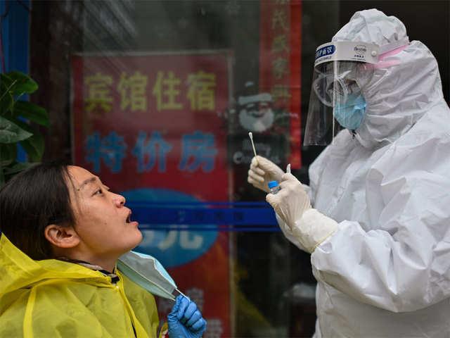 Coronavirus First Case A Wuhan Shrimp Seller Identified As Coronavirus Patient Zero The Economic Times