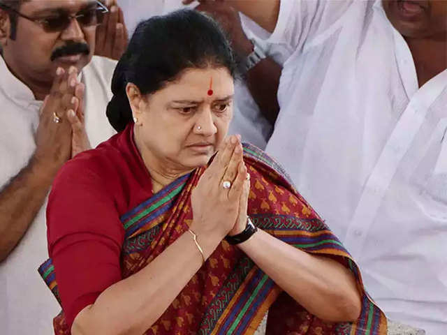 Breaking News - Sasikala Requests To Hide Her Release Date