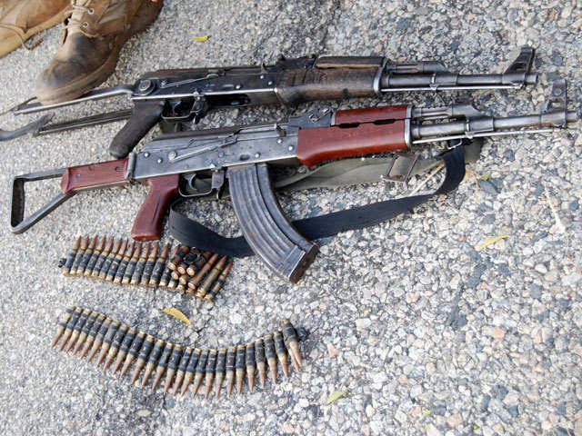 AK-47 maker in talks for joint venture in India to manufacture ...