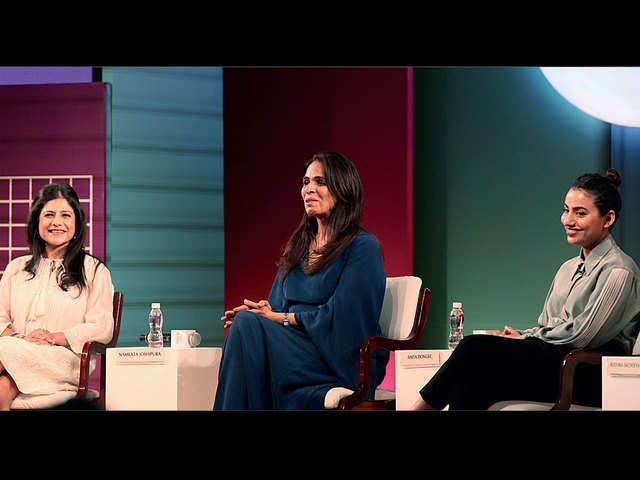 Et Women S Forum Et Women S Forum Sustaining A Fashion Brand A Challenge Succeed In India First Before Heading West The Economic Times
