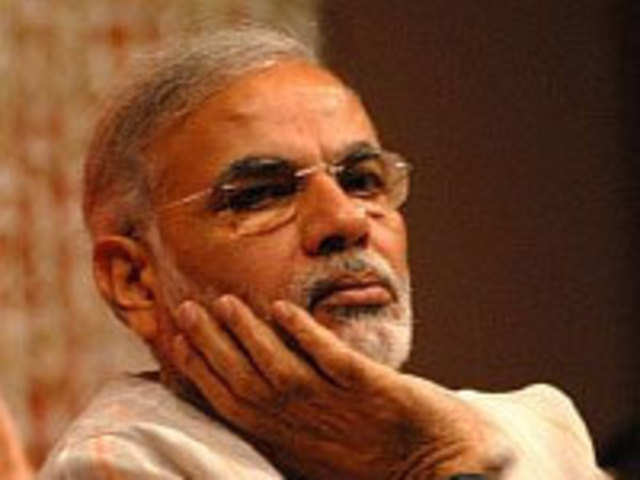 Narendra Modi starts his 72-hour fast