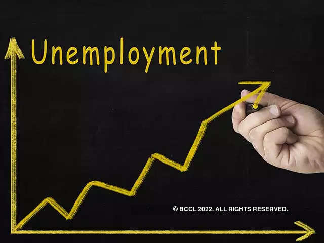 Unemployment Report That Says Unemployment At 45 Year High In