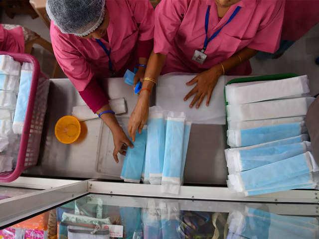 Indian sanitary napkin brand Niine takes on P&G and Johnson & Johnson - The  Economic Times