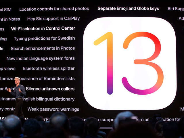 WWDC 2019: Apple brings 'dark mode', improved performance to iOS 13