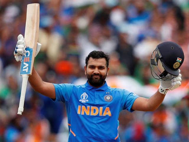 Rohit Sharma: Rohit Sharma: The ODI cricket phenomenon - The Economic Times