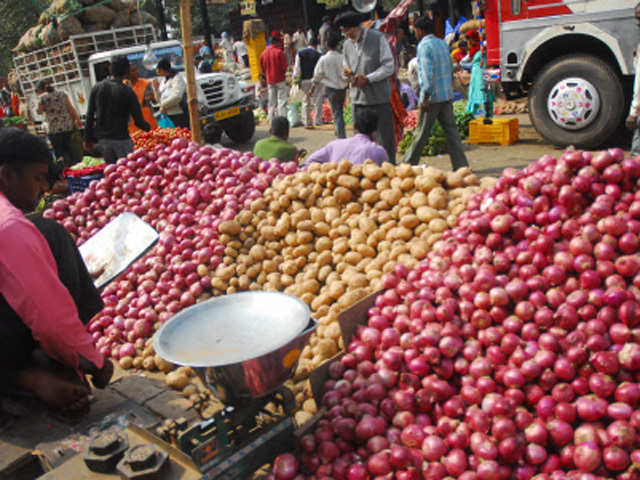 Potato, onion prices ruled high in only 3-4 centres: Govt - The ...