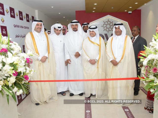 new qatar visa center: Qatar opens centre for smooth